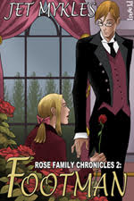Rose Family Chronicles 2: Footman