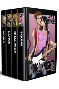 Indigo Knights E-Boxed Set