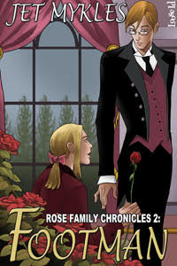 Rose Family Chronicles: Footman